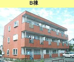 FRハイツB棟[105号室]の外観