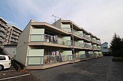 竹丘グリーンマンション[1階]の外観