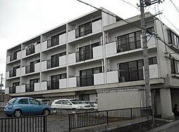 埼玉県春日部市中央7丁目の賃貸マンションの外観