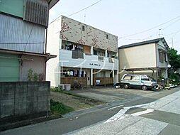 コーポプチクレール[2階]の外観