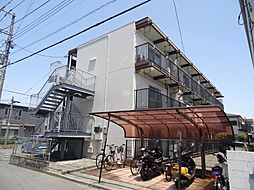 東田ハウス[302号室]の外観