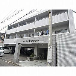 レジデンスオオタケ[2階]の外観