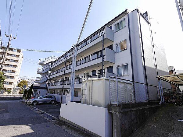 兵庫県神戸市垂水区野田通の賃貸マンション