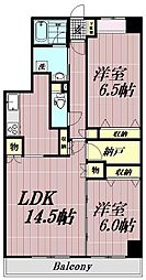 市川駅 12.8万円