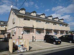 愛知県名古屋市港区本宮町8丁目の賃貸アパートの外観