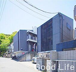 西片江アパートメントB棟[2階]の外観