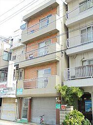 船田マンション[4階]の外観