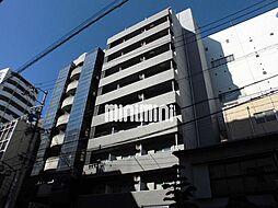 マザック新栄[4階]の外観
