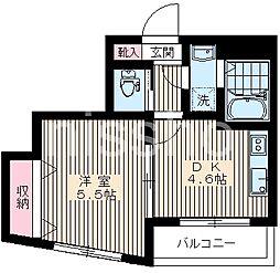 7353-ピアコートTM上石神井[5階]の間取り