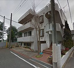 中沢マンション[2F号室]の外観