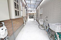 兵庫県西宮市若草町2丁目の賃貸アパートの外観