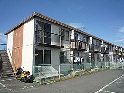大阪府高槻市大蔵司2丁目の賃貸アパートの外観