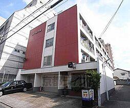 京都府京都市南区東九条南河辺町の賃貸アパートの外観