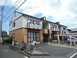 福岡県北九州市八幡西区本城東6丁目の賃貸アパートの外観