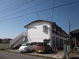 1077リビングストンハイツ[1階]の外観
