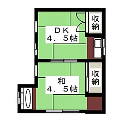 武蔵小山駅 4.9万円