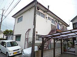櫛間アパート[202号室]の外観