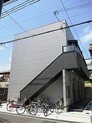 兵庫県尼崎市元浜町1丁目の賃貸アパートの外観