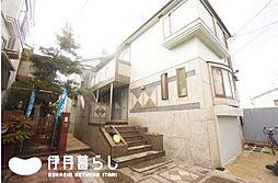 兵庫県伊丹市御願塚5丁目の賃貸アパートの外観