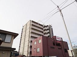 大阪府堺市堺区六条通の賃貸マンションの外観