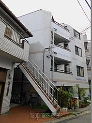 セブアイランズマンション[3階]の外観