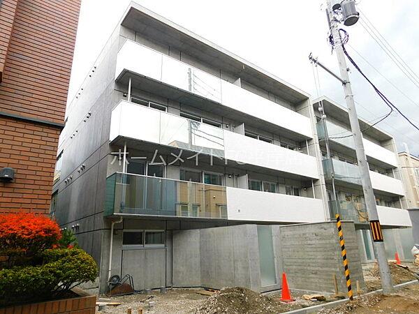 Umris Hiragishi 2階の賃貸【北海道 / 札幌市豊平区】