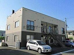 高田マンション[1階]の外観