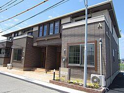 徳島県板野郡北島町中村字明神下の賃貸アパートの外観