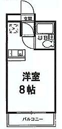 センチュリー上福岡[5階]の間取り
