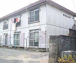 京都府京都市山科区音羽千本町の賃貸アパートの外観