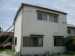山田アパート[2F号室]の外観