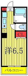 本蓮沼駅 6.6万円