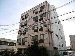 大阪府大阪市東住吉区住道矢田8丁目の賃貸マンションの外観