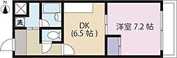 グランヒル7[205号室]の間取り