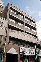 福岡県飯塚市飯塚の賃貸マンションの外観