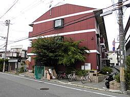 武庫リバーハイツ西野[107号室]の外観