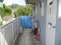 第1グリーンハイツB[102号室]の外観