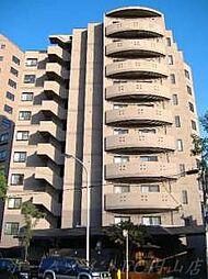 北海道札幌市中央区宮の森三条3丁目の賃貸マンションの外観