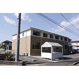 愛知県清須市廻間3丁目の賃貸アパートの外観