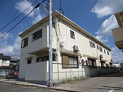 兵庫県神戸市西区玉津町高津橋の賃貸アパートの外観