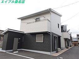 [テラスハウス] 三重県桑名市西矢田町 の賃貸【/】の外観