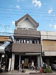パーパス紫竹[2階]の外観