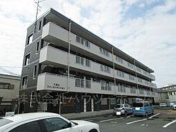 久御山ファーストマンション[3階]の外観