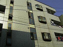 マンションサンパール[603号室]の外観