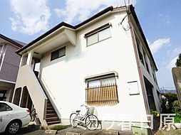 福岡県大野城市上大利3丁目の賃貸アパートの外観