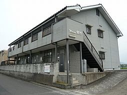 maizon鏡野[1階]の外観