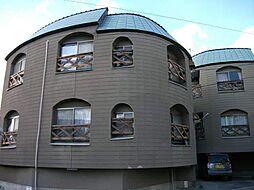 クィーンズコート鴨江[2階]の外観