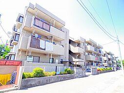 東京都小平市天神町3丁目の賃貸マンションの外観