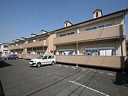 コーポ・グリンデルバルド[2階]の外観