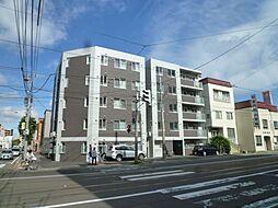 TSUBAKI SQUARE 静修学園前[403号室]の外観